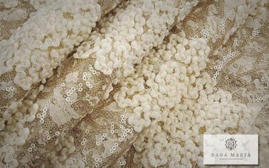 Cele mai folosite materiale pentru rochia de mireasa in diferite stiluri